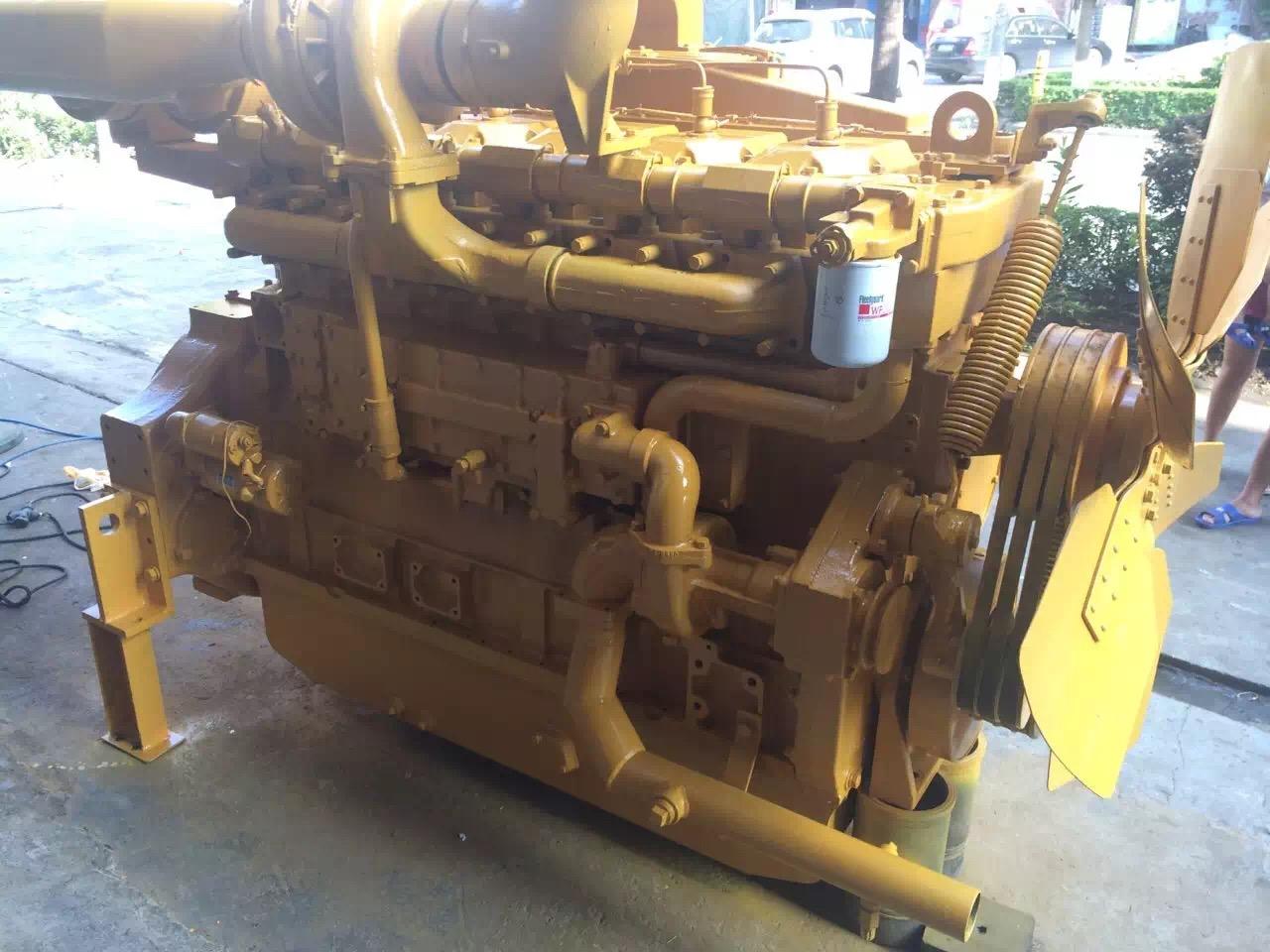 SA6D170 komatsu ремонт двигателя